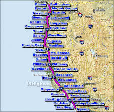 map of oregon freeways i 5 interstate 5 road maps traffic news