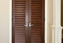 Custom Louvered Closet Doors New Custom Homes Globex Developments Inc Custom Home