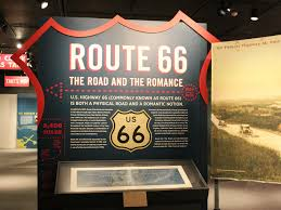 Show Route 66 Usa Map by Route 66 The Road The Romance The Reality Part 1 Quick Throttle