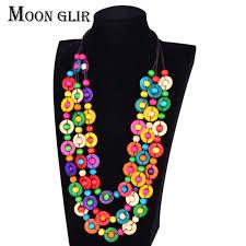 ethnic necklace aliexpress images Bohemia ethnic statement long necklace 2017 fashion boho jewelry 2 jpg