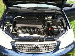 2005 toyota engine 2005 toyota corolla ce 1 8l dohc 16v vvt i 4 cylinder engine photo