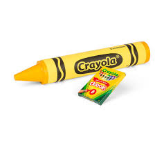 commemorate the retired dandelion crayon in a big size with the 2