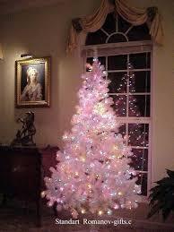 white pre lit christmas tree with colored lights pre lit pink christmas tree amodiosflowershop com