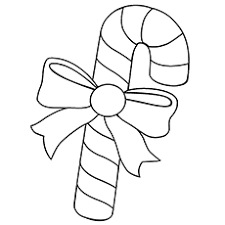 25 free printable christmas coloring pages candy