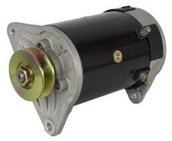 amazon com new starter generator fits club car ez go golf cart