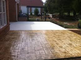 Photos Of Stamped Concrete Patios by Stamped Concrete How We Do It Decorative Concrete Of Virginia