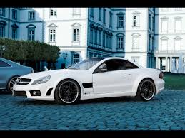 famous parts custom sl500 based on mercedes benz sl class news