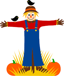 thanksgiving and fall clip on scarecrows clip clip