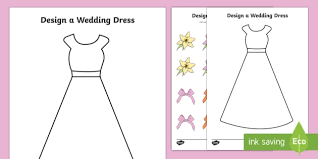 design a wedding dress design a wedding dress wedding weddings motor skills