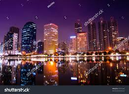 Modern City Modern City Night Stock Photo 69751342 Shutterstock