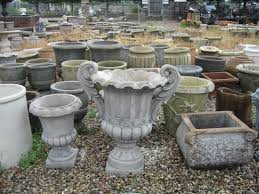 Rock Garden Planters by Planters Pots U0026 Urns Landscaping Supplies Rocks And Statuary