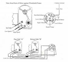 afi wiper motor wiring diagram best of dual motor windshield wiper