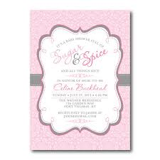 sugar and spice baby shower sugar and spice baby shower invitation sugar and spice birthday