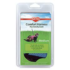 kaytee comfort harness color varies small pet harnesses