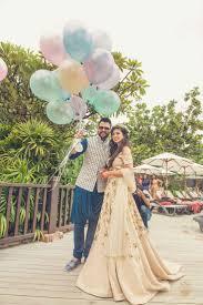 Desi Arnav Cream And Gold Mehendi Lehenga Smridhi Arnav Indian Wedding