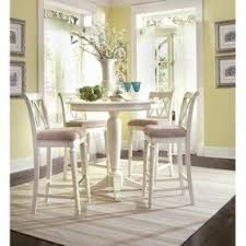 Espresso Pedestal Dining Table Espresso Counter Height Table Foter