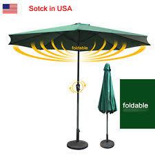 10 Ft Offset Patio Umbrella Prime Garden Deluxe 10 Ft Offset Patio Umbrella Hanging Parasol