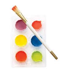 watercolor paint martha stewart