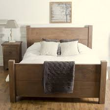 Shaker Bedroom Furniture I U0027ve Just Found Chunky Wood Bed A Shaker Inspired Natural Solid