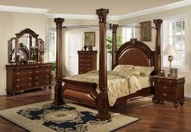 Dark Wood King Bedroom Set Ashleys Furniture Bedroom Sets Youtube