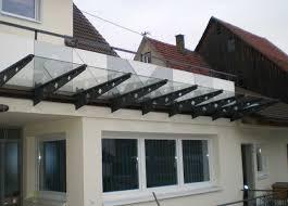 balkon vordach stahlbau schlosserei und schmiede leippert in engstingen
