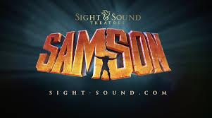 light and sound theater branson sight sound theatres samson tv spot youtube