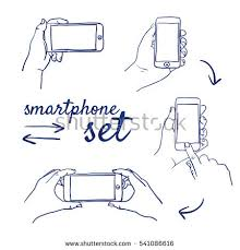 phone sketch stock images royalty free images u0026 vectors