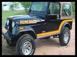 jeep cj renegade 1977 jeep cj dolgular com