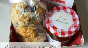 Inexpensive Hostess Gifts Simple Hostess Gift Scones U0026 Jam Elle Olive U0026 Co