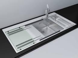 Aluminium Home Decor Kitchen Awesome Aluminium Kitchen Sink Design Decor Fancy With