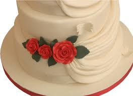 wedding cake nottingham ivory drape wedding cake derby nottingham london