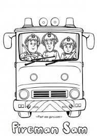 printable fireman sam penny morris coloring pages printable