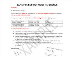 Examples Of Resume References by Reference Letter Template 37 Free Sample Example Format Free