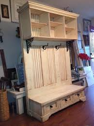 Wood Hall Tree Storage Bench Diy Woodworking Plans Hall Tree Bench Download Wood Pencil Box