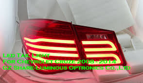 2014 cruze tail lights high quality benz style led rear tail light for chevrolet cruze