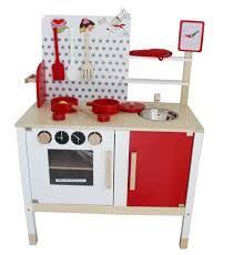 deluxe cuisine kidzmotion la cuisine deluxe unisex wooden pretend kit