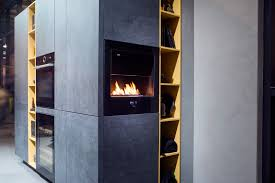 chilii fire automatic bio fireplace for your kitchen