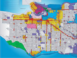 Zoning Map Dc Old Urbanist Vancouver And The Zoning Straitjacket