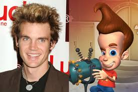boys with big foreheads hair 10 male celebrities who look exactly like nickelodeon cartoon