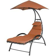 Chase Lounge Chairs Arc Curved Hammock Dream Chaise Lounge Chair Outdoor Patio Pool