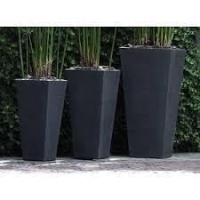 neometrics tall column planters polyvore