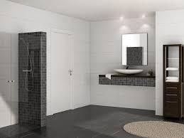 badezimmer wei anthrazit badezimmer hinreiend bad fliesen anthrazit wei ideen meissen