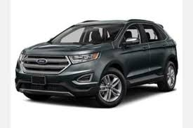 ford fort wayne used 2017 ford edge for sale in fort wayne in edmunds
