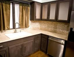 What Is The Best Way To Paint Kitchen Cabinets White Refinishing Kitchen Cabinet Doors Image Collections Glass Door