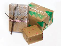 gift wrap bags how to make your own wrapping paper