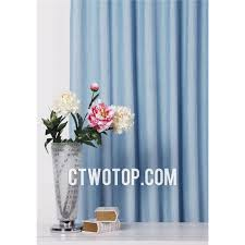 Organic Cotton Curtains Baby Blue Beautiful Cheap Organic Cotton Printed Curtains