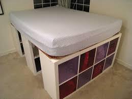 Platform Bed With Drawers Underneath Plans Bed Frame Platform Storage Cool Size For Also S Diy Frame Black
