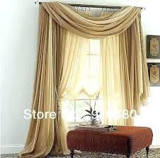 Sheer Valance Curtains Bedroom Curtains With Valance Best Curtain Ideas Ideas On Window
