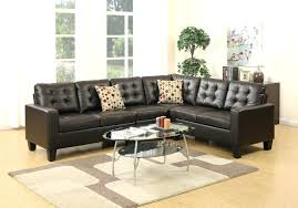 Stacey Leather Sectional Sofa Modular Sectional Sofa Stacey Leather 6 Sociallinks Info