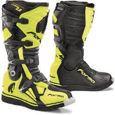mx boots for sale forma dominator comp 2 0 motorcycle mx cross boots black yellow